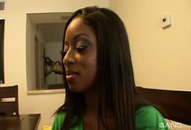nero ragazza afro porno